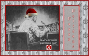 TNT: Amateur Radio Operators Greeting Cards