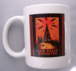 Order your amateur radio operator a coffee mug that he will be proud to use! We have several stypes of ham radio mugs here in our store!